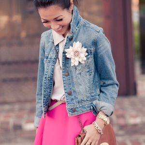 American Eagle Outfitters Jackets & Blazers - New American eagle denim jean jacket