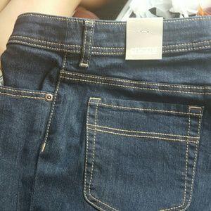 Chico's Pants - Chico's blue jeans size 1 short