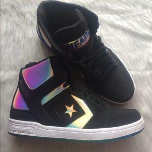 Converse Shoes - Converse weapons hologram shoes black b44cdf36c