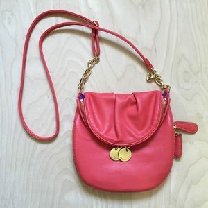 Deux Lux Handbags - DEUX LUX coral purse 👛💋💕🌈
