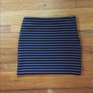 Central Park West Dresses & Skirts - Striped Tube Skirt | Size M
