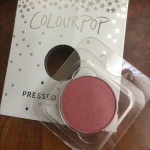 Pebbles Colourpop pressed eyeshadow