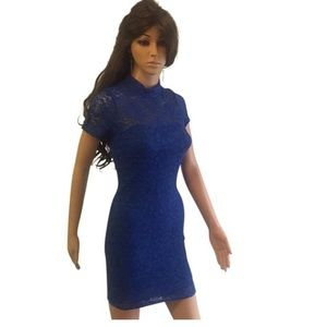All Over Lace Bodycon Dress