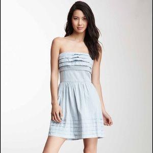 Jack by BB Dakota Dresses & Skirts - Baby blue cotton dress