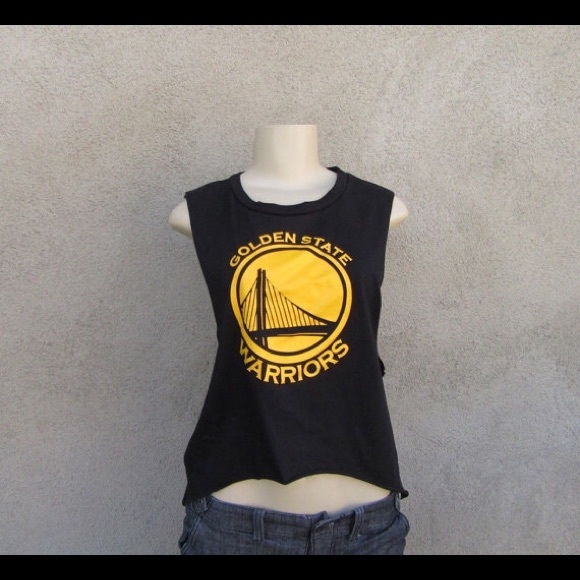 sports shoes 5eb5b 8bb97 NWOT Sale! Women's Golden State Warriors Crop Top