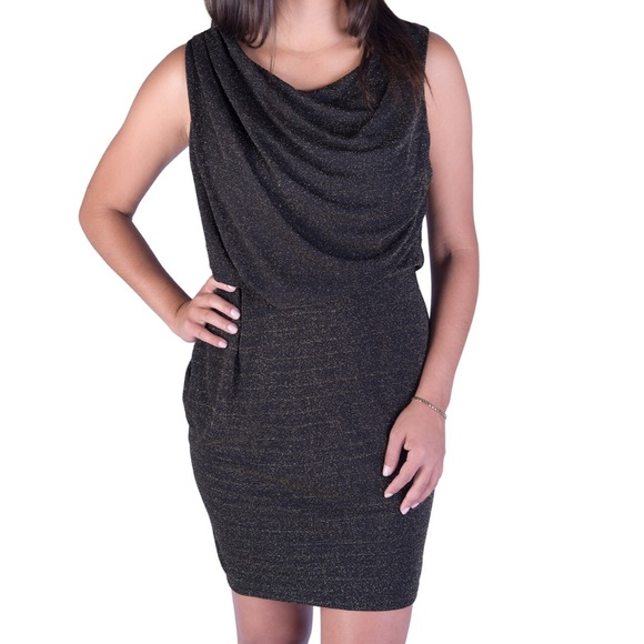 THML Dresses & Skirts - NEW Black Shimmery Cocktail Dress