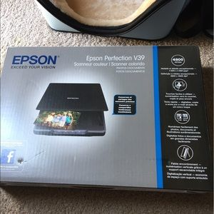 Accessories - Epson Perfection V39 Scanner