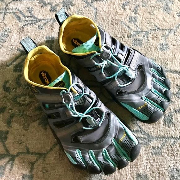 san francisco 50b3a ab157 Vibram Fivefingers TrekSport Sandals. M 5932fbdb2de512749200df69