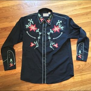 Scully Other - ⚡️Host Pick 6/5 ⚡️Retro Western Shirt 🌹