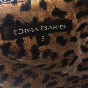dina bar-el Tops - Leopard corset top