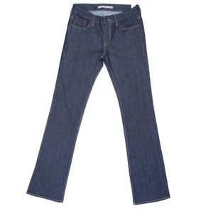 NEW Dark Rinse Slim Bootcut Jeans