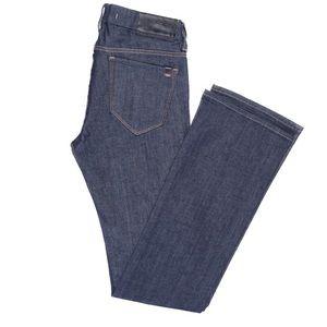 Dark Blue Wash Bootcut Jeans (NEW)