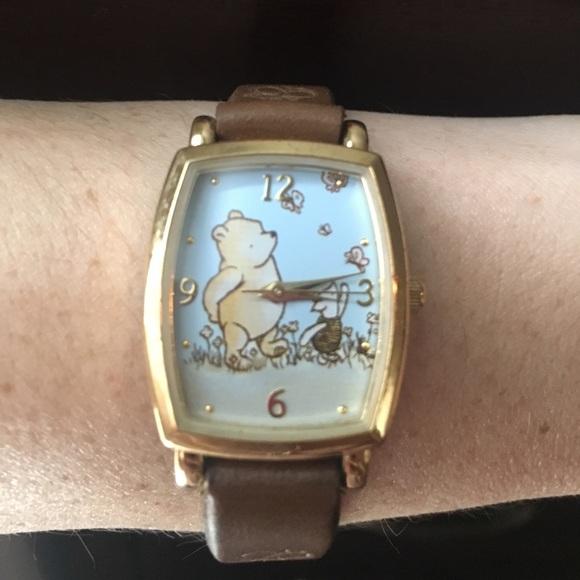 066a3c7f6e34 Disney Accessories - Classic Winnie the Pooh watch
