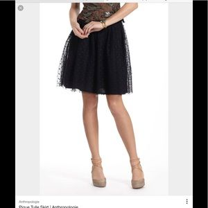 Anthropologie Dresses & Skirts - Anthropologie Moulinette Soeurs Tulle Skirt