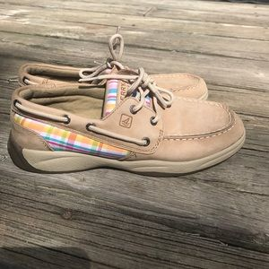 Sperry Top-Sider Shoes - Plaid Sperry's