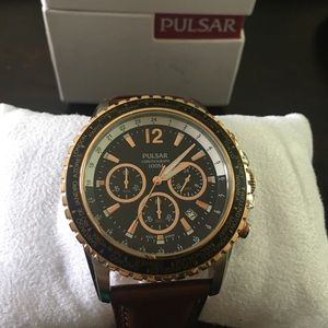 Pulsar Other - Pulsar men's watch NWT