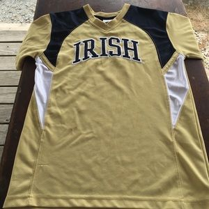 adidas Other - Adidas Notre Dame jersey