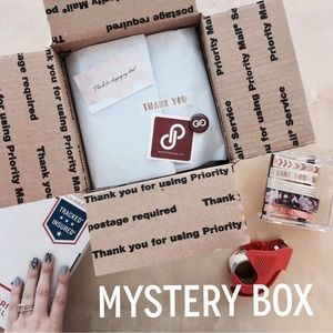 Mystery Box - $100 Value!