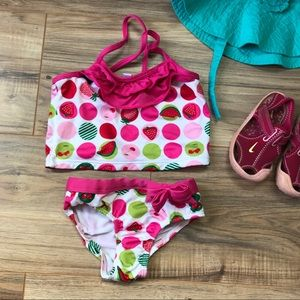 Pink Platinum Other - 24 month two piece swimsuit 💗