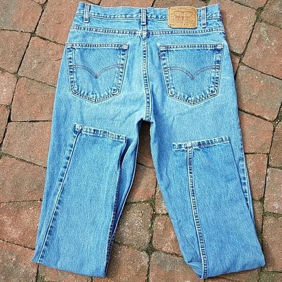 a1f5103f951 Levi's Jeans   Levis 512 Vintage Usahigh Waisted   Poshmark