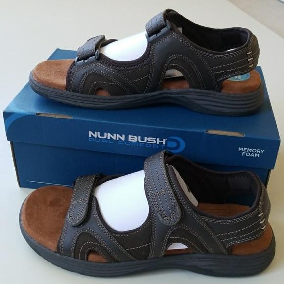 Nunn Bush Shoes Nwt Mens Memory Foam True Comfort