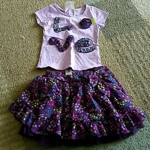 Dollie & Me Other - Size 4t dollie and me outfit