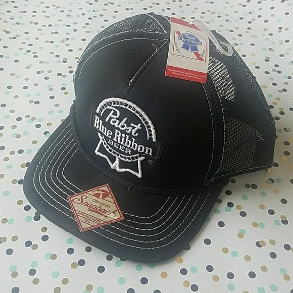 fbb7b7905 PBR Trucker Hat NWT