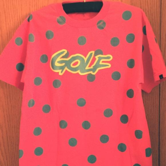 2ea09c3174a0 GOLF WANG Other - GOLF WANG Polk-A-Dot Tee