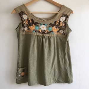American Vintage Tops - Floral Embroidered Blouse! 💖