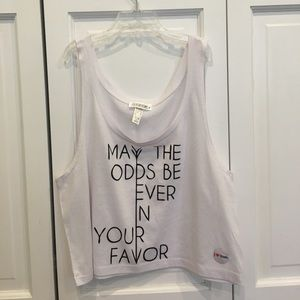 Freshtops Crop Top