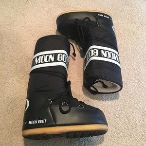 Moon Boot Shoes - Moon boot nylon