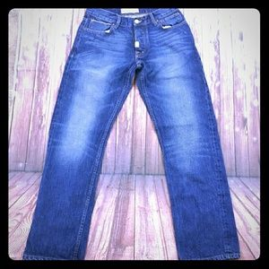 LR Geans by LGR AUTHENTIC SELVEDGE Jeans Sz 30