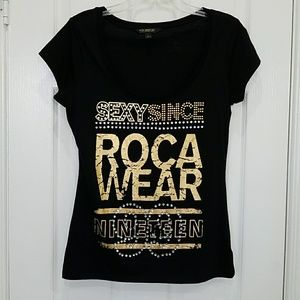 Rocawear  Tops - Rocawear tshirt