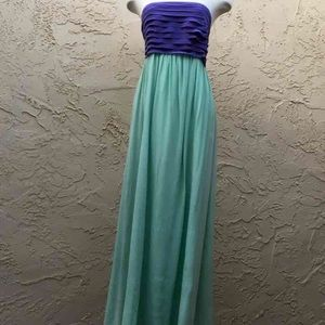 Nordstrom Dresses & Skirts - BNWOT Boundary & Co mermaid color maxi dress!