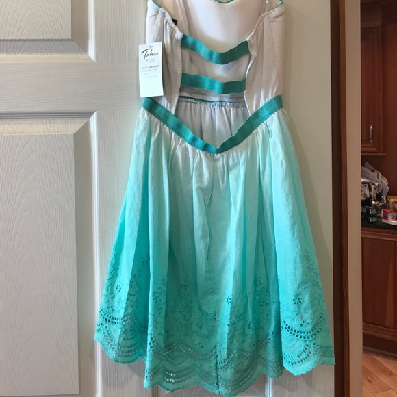 39 off dresses amp skirts white and mint green ombr233
