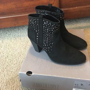 Size 9.5 Jennifer Lopez ankle boots