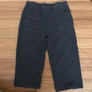 Charlie Rocket Other - Dark gray sweat play pants