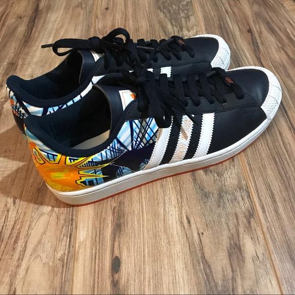 68c226b168b5 adidas Other - Adidas half shell superstars New York kicks NYC