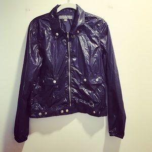 Proenza Schouler Jackets & Blazers - ✨HOST PICK✨ Navy blue Proenza Schouler moto jacket