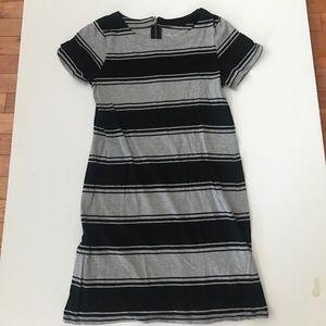 Merona - tshirt dress- s - mini