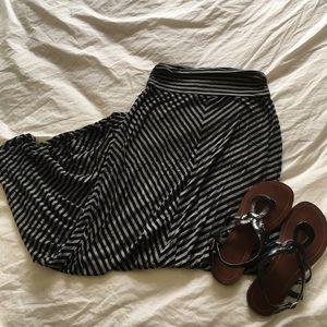 60 t fashion dresses skirts grey and black