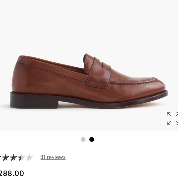 a65cdbd3219 J. Crew Other - JCrew Ludlow Penny Loafers A4362