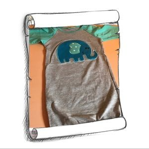 Other - ELEPHANT BABY GOWN