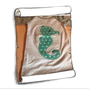 Other - SEA HORSE BABY GOWN