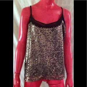 Classic Baby Phat sequin blouse