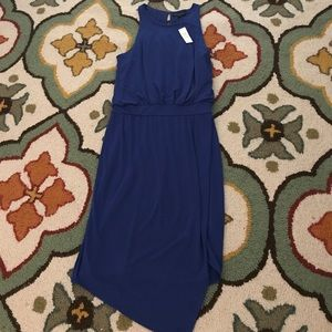 Banana Republic Asymmetrical Dress