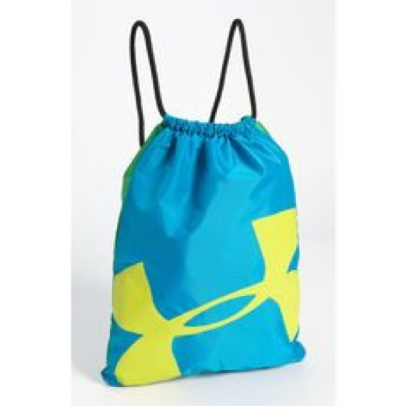 67% off Under Armour Handbags - Under Armour Drawstring Bag from ...