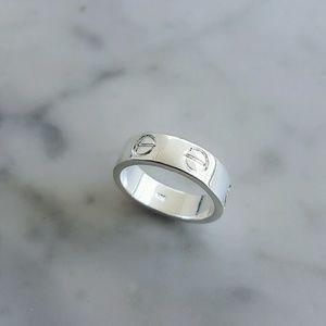 New Love Screw Ring