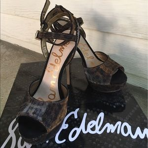 Sam Edelman shoes in size 8.5