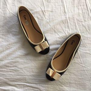 FIONI Clothing Shoes - Fioni Bow Flats